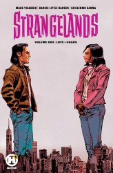 Humanoids Publishing's Strangelands TPB # 1