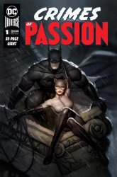 DC Comics's DC Crimes of Passion Issue # 1btc
