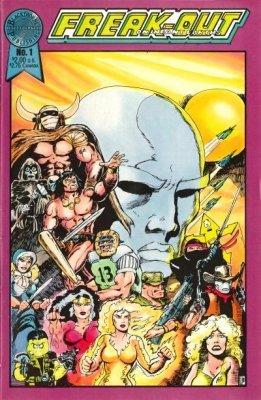 75A Marvel The Order #1-6 Complete Mini Series #1 2 3 4 5 6 Kurt Busiek