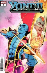 Marvel Comics's Yondu Issue # 3