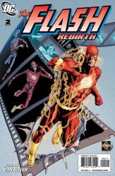 DC Comics's Flash: Rebirth Issue # 2