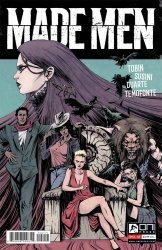 Oni Press's Made Men Issue # 2