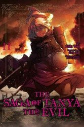 Yen Press's Saga of Tanya the Evil Soft Cover # 11