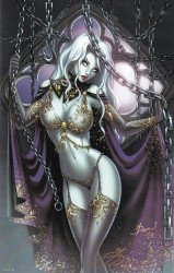 Coffin Comics's Lady Death: Dreams Issue # 1b