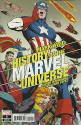 Marvel Comics's History of the Marvel Universe Issue # 2b
