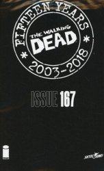 Image Comics's The Walking Dead: 15th Anniversary - Blind Bag Edition Issue # 167
