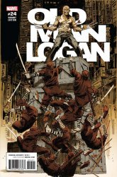 Marvel Comics's Old Man Logan Issue # 24b
