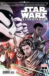 Marvel Comics's Journey to Star Wars: The Rise of Skywalker - Allegiance Issue # 3
