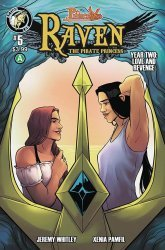 Action Lab Entertainment's Princeless: Raven the Pirate Princess - Year Two Issue # 5