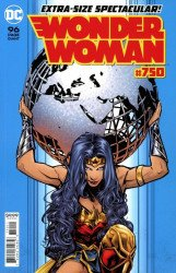 DC Comics's Wonder Woman Issue # 750