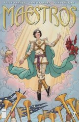 Image Comics's Maestros Issue # 7