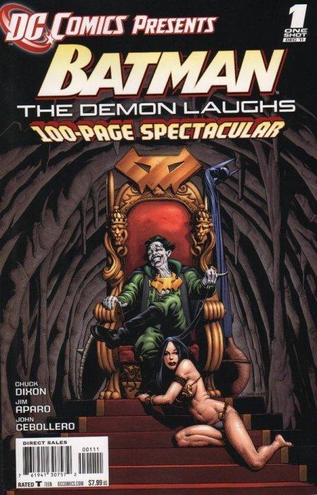 Dc Comics Presents Batman The Demon Laughs 1 Dc Comics
