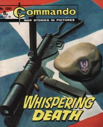 D.C. Thomson & Co.'s Commando: War Stories in Pictures Issue # 1094
