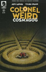 Dark Horse Comics's Colonel Weird: Cosmagog Issue # 2