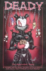 Sirius Entertainment's Deady Malevolent Teddy Soft Cover # 1