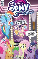 IDW Publishing's My Little Pony: Friendship is Magic Issue # 66