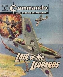 D.C. Thomson & Co.'s Commando: War Stories in Pictures Issue # 1207