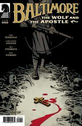 Dark Horse's Baltimore: The Wolf and The Apostle Issue # 1