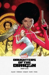 Marvel Comics's Daughters of the Dragon TPB # 1