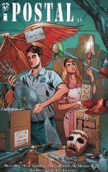 Top Cow's Postal Issue # 13sdcc