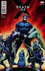 Marvel's Death of X Issue # 2c