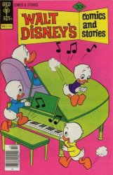 Gold Key's Walt Disney's Comics and Stories Issue # 445