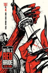 Vault Comics's The Devil's Red Bride Issue # 4b