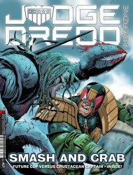 Rebellion's Judge Dredd Megazine Issue # 417