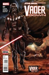 Marvel Comics's Star Wars: Vader Down Issue # 1
