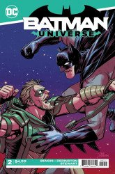 DC Comics's Batman Universe Issue # 2