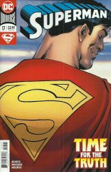 DC Comics's Superman Issue # 17