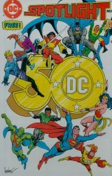 DC Comics's DC Spotlight Issue # 1