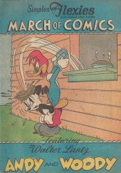 Western Printing Co.'s March of Comics Issue # 55d
