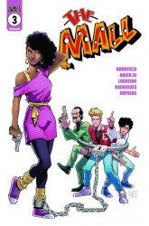 Scout Comics's The Mall Issue # 3b