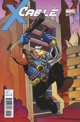 Marvel Comics's Cable Issue # 1f