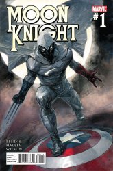 Marvel Comics's Moon Knight Issue # 1
