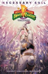 BOOM! Studios's Mighty Morphin Power Rangers TPB # 11