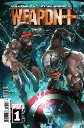 Marvel Comics's Wolverine and Captain America: Weapon Plus Issue # 1
