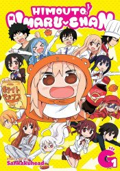 Seven Seas Entertainment's Himouto Umari-Chan Soft Cover # 13