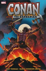 Marvel Comics's Conan the Barbarian: Original Marvel Years Omnibus  Hard Cover # 1