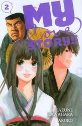 Viz Media's My Love Story TPB # 2