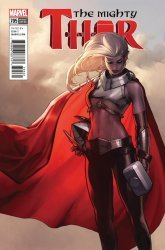 Marvel Comics's The Mighty Thor Issue # 705c