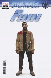 Marvel Comics's Star Wars: Age of Resistance - Finn Issue # 1g