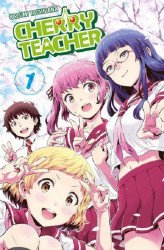 Panini Books's Cherry Teacher Soft Cover # 1