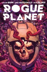 Oni Press's Rogue Planet TPB # 1