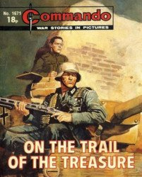 D.C. Thomson & Co.'s Commando: War Stories in Pictures Issue # 1671