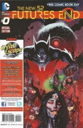 DC Comics's The New 52: Futures End Issue # 0great escape