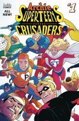 Archie Comics Group's Archie: Superteens versus Crusaders Issue # 1