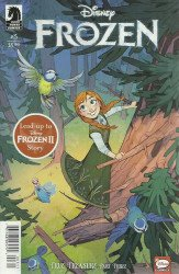 Dark Horse Comics's Disney Frozen: True Treasure Issue # 3