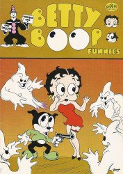 Hi-De-Ho 's Betty Boop Funnies Issue # 1